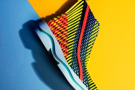 'The Layering Movement' Footwear Collection by Chengxu Tian