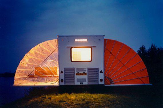 Compact Living:: 'De Markies' Mobile Home by Bohtlingk architectuur