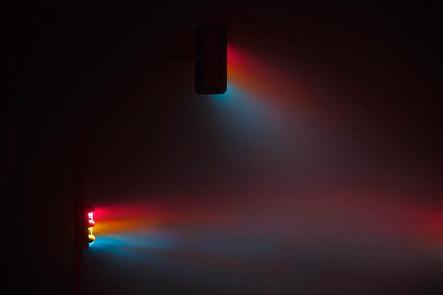 'Traffic Lights' Photo Series by Lucas Zimmermann