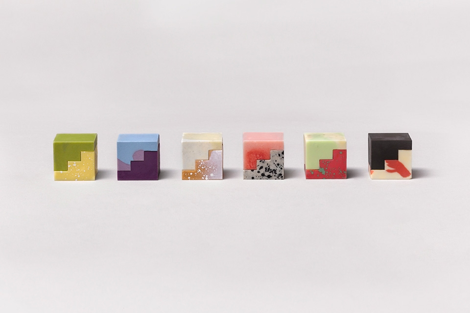 'Complements' Modular Chocolate