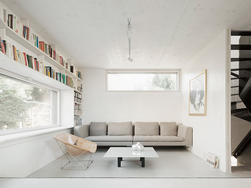 The Marly House in France by KARAWITZ