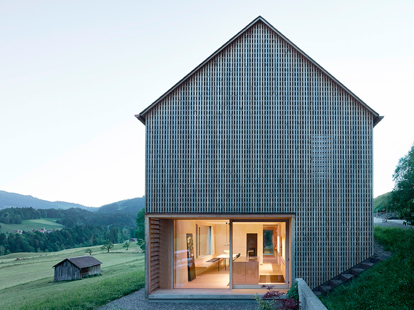 Haus für Julia und Björn in Austria by Innauer-Matt Architekten