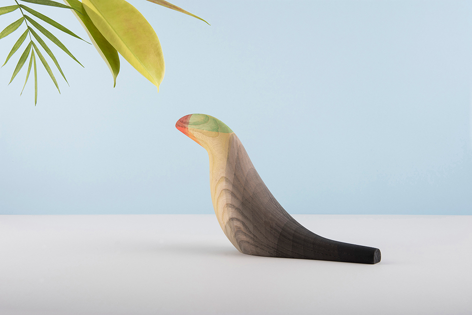 'Immersed Birds' by Moisés Hernández Design Studio