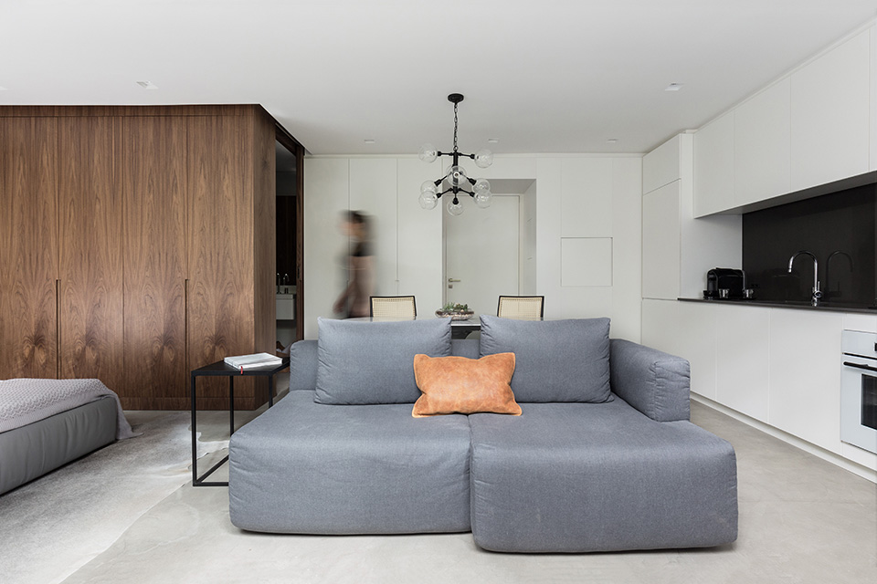 Compact Living:: Studio W in Brazil by AMBIDESTRO