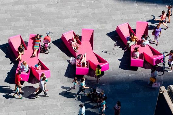 'XXX TIMES SQUARE WITH LOVE' by J.MAYER.H und Partner, Architekten