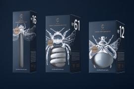 CS Light Bulb Packaging Design by Angelina Pischikova