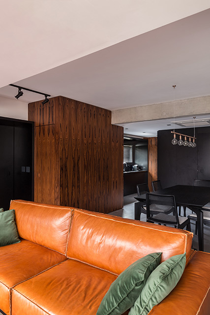 ASPEN Apartment in Porto Alegre by AMBIDESTRO