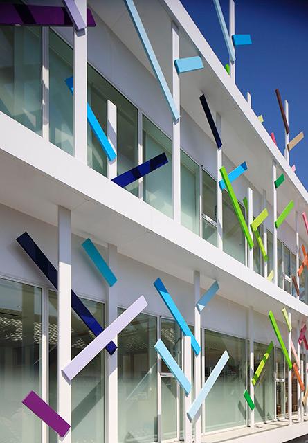 Creche Ropponmatsu Kindergarten in Japan by emmanuelle moureaux architecture + design