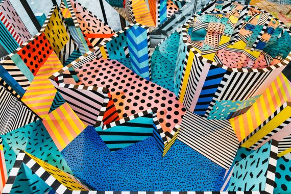 WALALA X PLAY Large-Scale Installation at London's NOW Gallery