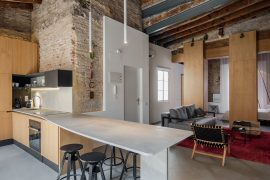 Musico Iturbi Apartment in Valencia by Roberto di Donato Architecture