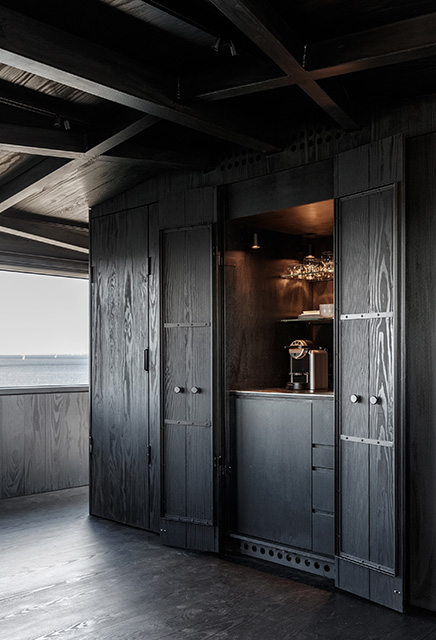 Where to Stay in Copenhagen - THE KRANE Private Retreat for Two in Former Coal Crane
