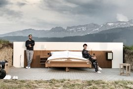 Where to Stay in Swiss Alps - 'Null Stern' Open-Air Hotel