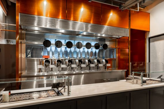 'Spyce' Restaurant in Boston with the World's First Robotic Kitchen