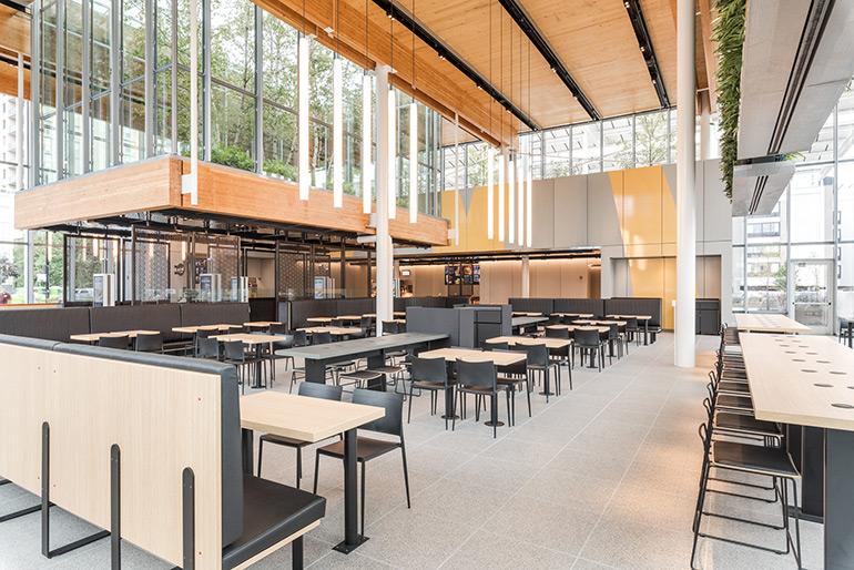 New McDonald's Flagship Restaurant in Chicago