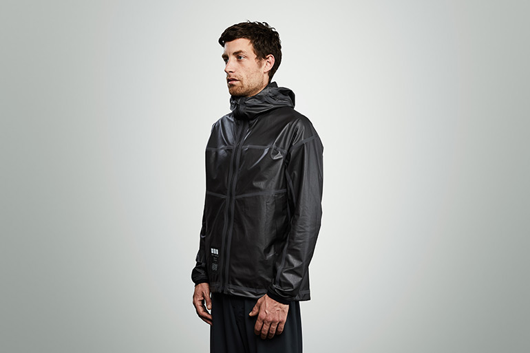 The World's First Jacket Made with Graphene by Vollebak