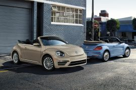 Volkswagen Beetle Final Edition Marks the End of Beetle Production in 2019