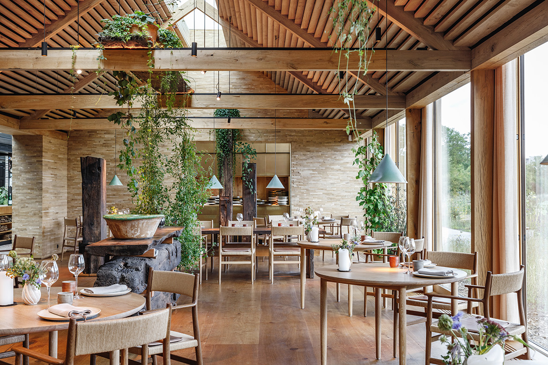 BIG-Bjarke Ingels Group Designed 'Restaurant Village' in Copenhagen for noma