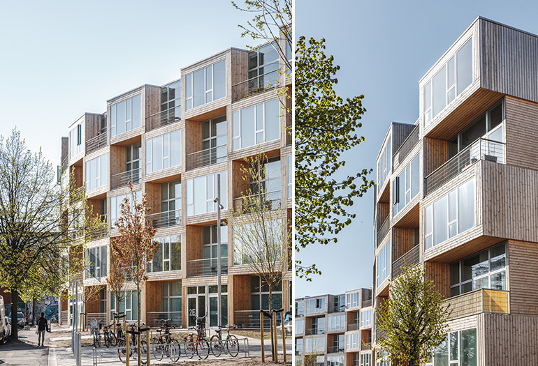 'Homes for All' for Copenhagen's Low-Income Citizens by BIG-Bjarke Ingels