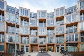 Residential Building for Copenhagen's Low-Income Citizens by BIG-Bjarke Ingels Group