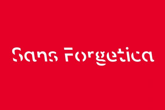 Sans Forgetica – Free Font to Remember More of What You Read