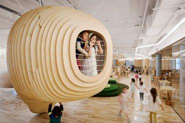 WeGrow School in New York City Designed by BIG–Bjarke Ingels Group