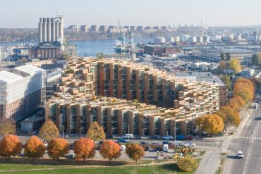 79&Park – Residential Hillside in Stockholm Designed by BIG-Bjarke Ingels Group