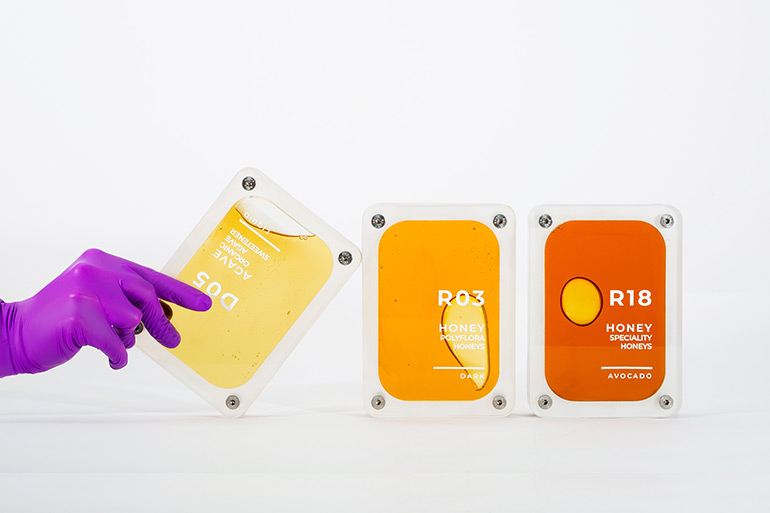 """Innovation by Nature"" – Futuristic Honey Packaging by CuldeSac Custom"