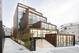 Nendo Designed Hill-Like KASHIYAMA DAIKANYAMA Commercial Complex in Tokyo