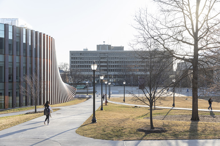 Isenberg School of Management Extension at the UMass Amherst by BIG & Goody Clansy