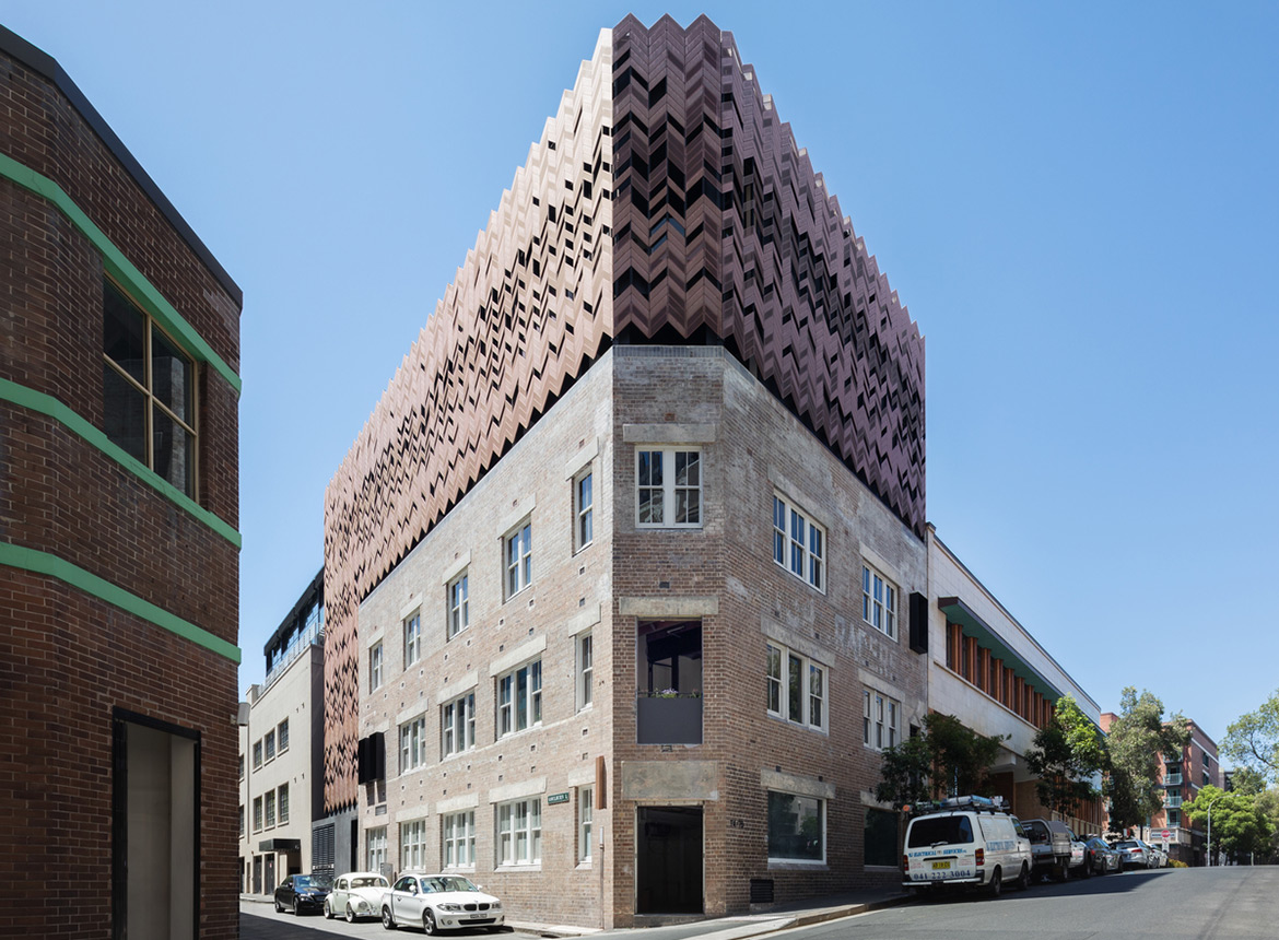 Where to Stay in Sydney – Paramount House Hotel in Former Film Storage Warehouse
