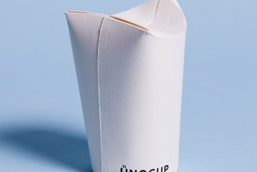 Unocap – Foldable Paper Coffee Cup That Replaces Plastic Lids