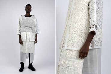 Lee Sun's Collection Gives New Life to Paper Clothing