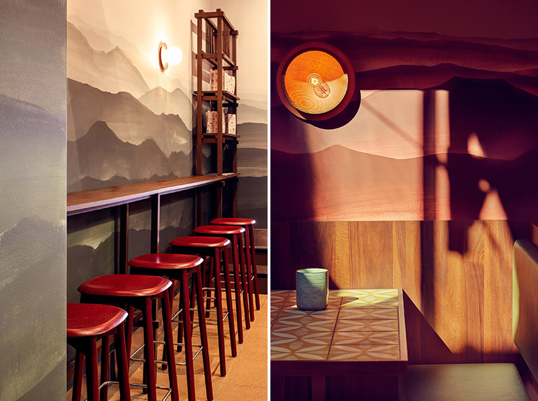 Can Tho Restaurant in Brussels Inspired by Vietnam's Street Food Culture