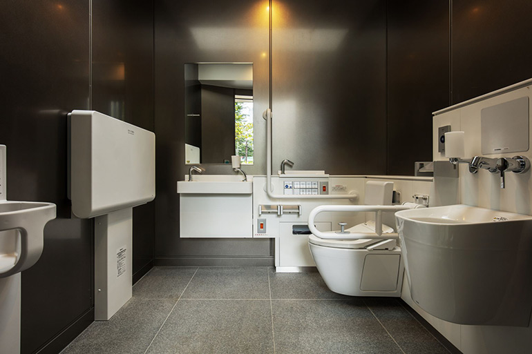 New Tokyo Public Restrooms Designed by World-Renowned Architects and Designers