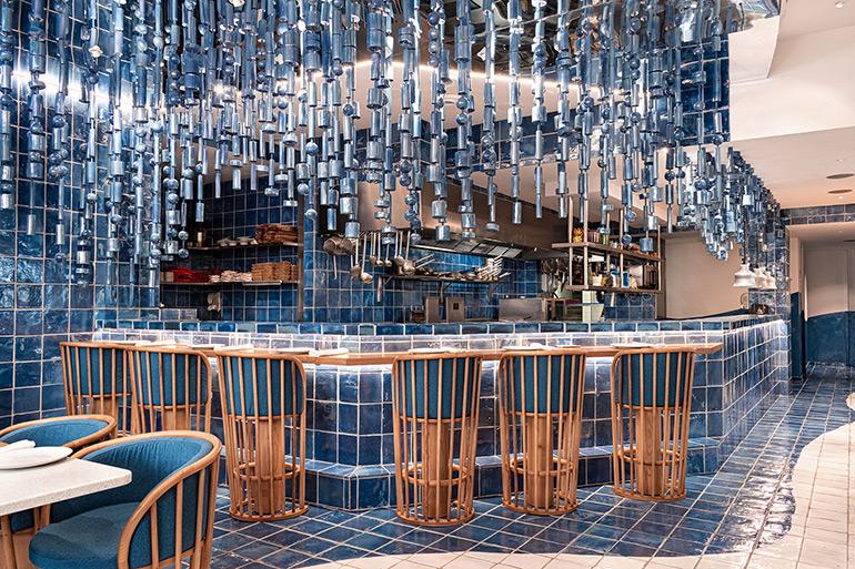 Masquespacio Designs Eclectic La Sastrería Restaurant in Valencia