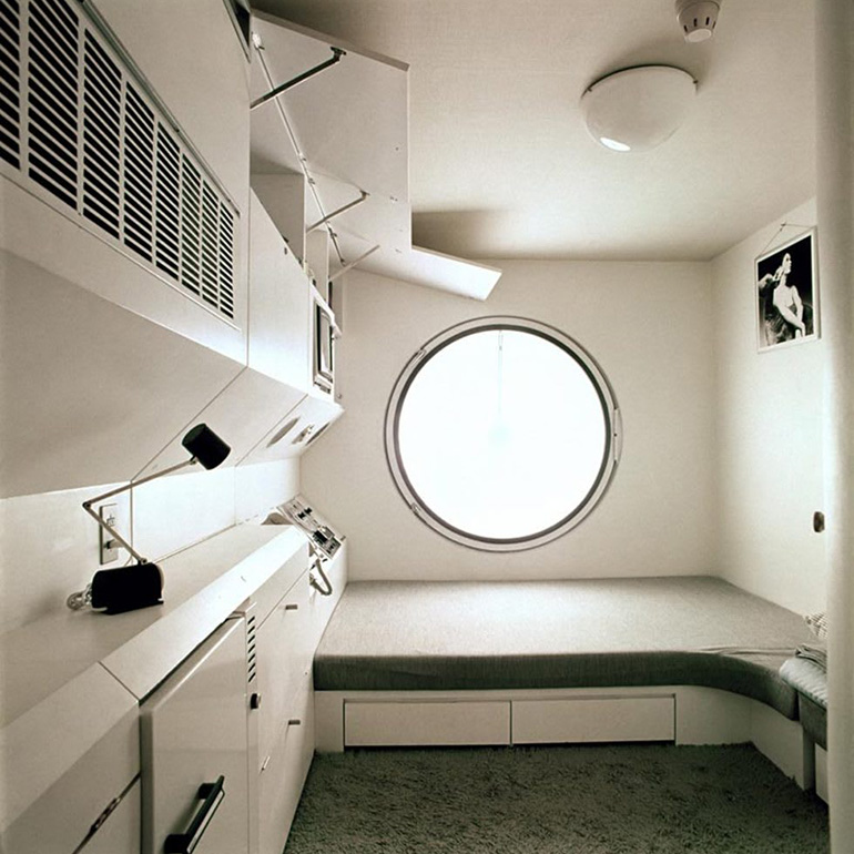 Compact Living:: A Short History of the Iconic Nakagin Capsule Tower in Tokyoq