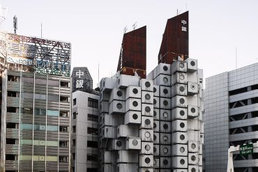 A Short History of the Iconic Nakagin Capsule Tower in Tokyo